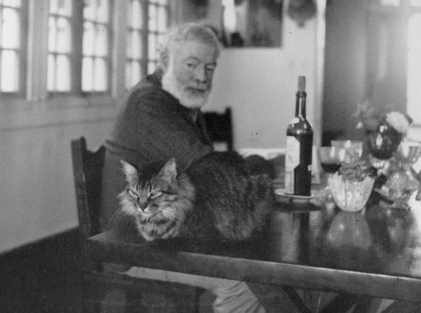Ernest Hemingway Collection. John F. Kennedy Presidential Library and Museum, Boston.