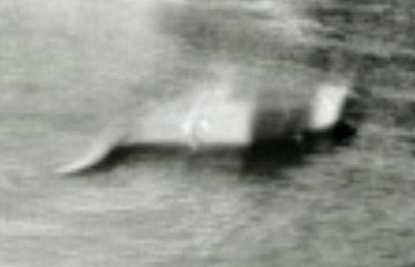 On this day, 1933, Hugh Gray took a the first image to be identified as the Loch Ness Monster. He described it as an 'object of considerable dimensions, making a big splash with spray on the surface of the Loch.'