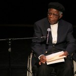 Hear Chinua Achebe Discuss Martin Luther King Jr.