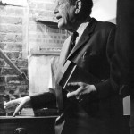 W. H. Auden at the 92nd Street Y