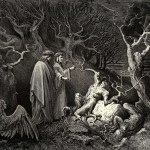 Recapping Dante: Canto 13, or Please Refrain from Touching the Shrubbery