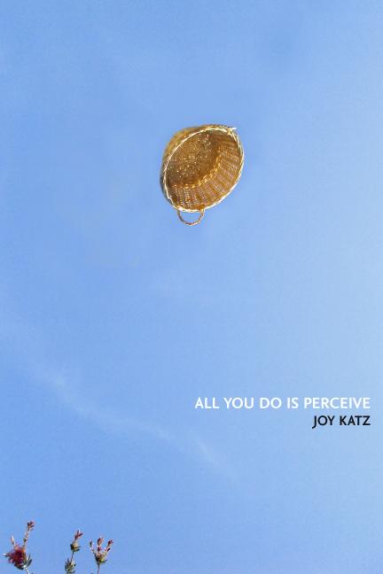 Joy Katz front cover