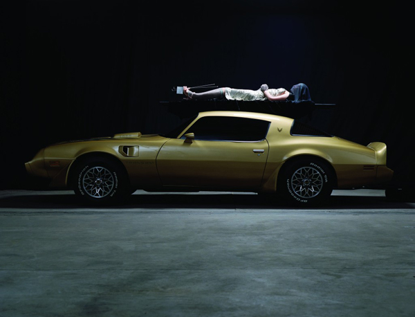 Matthew Barney and Jonathan Bepler, River of Fundament: Ren, 2014, Production Still. Photo: Chris Winget. © Matthew Barney.