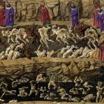 Recapping Dante: Canto 18, or Beware the Bolognese