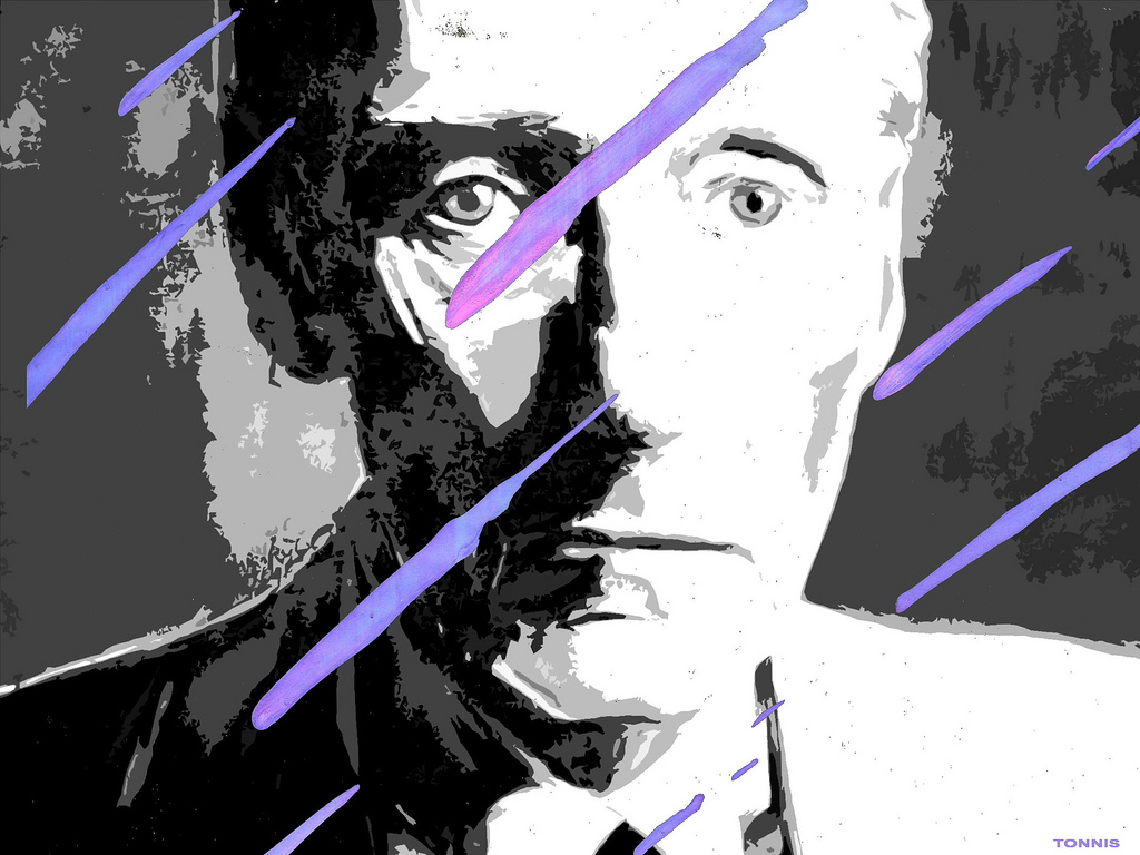 William_S_Burroughs Christian Tonnis