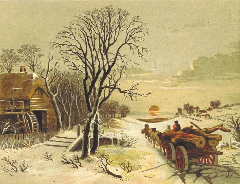 british winter