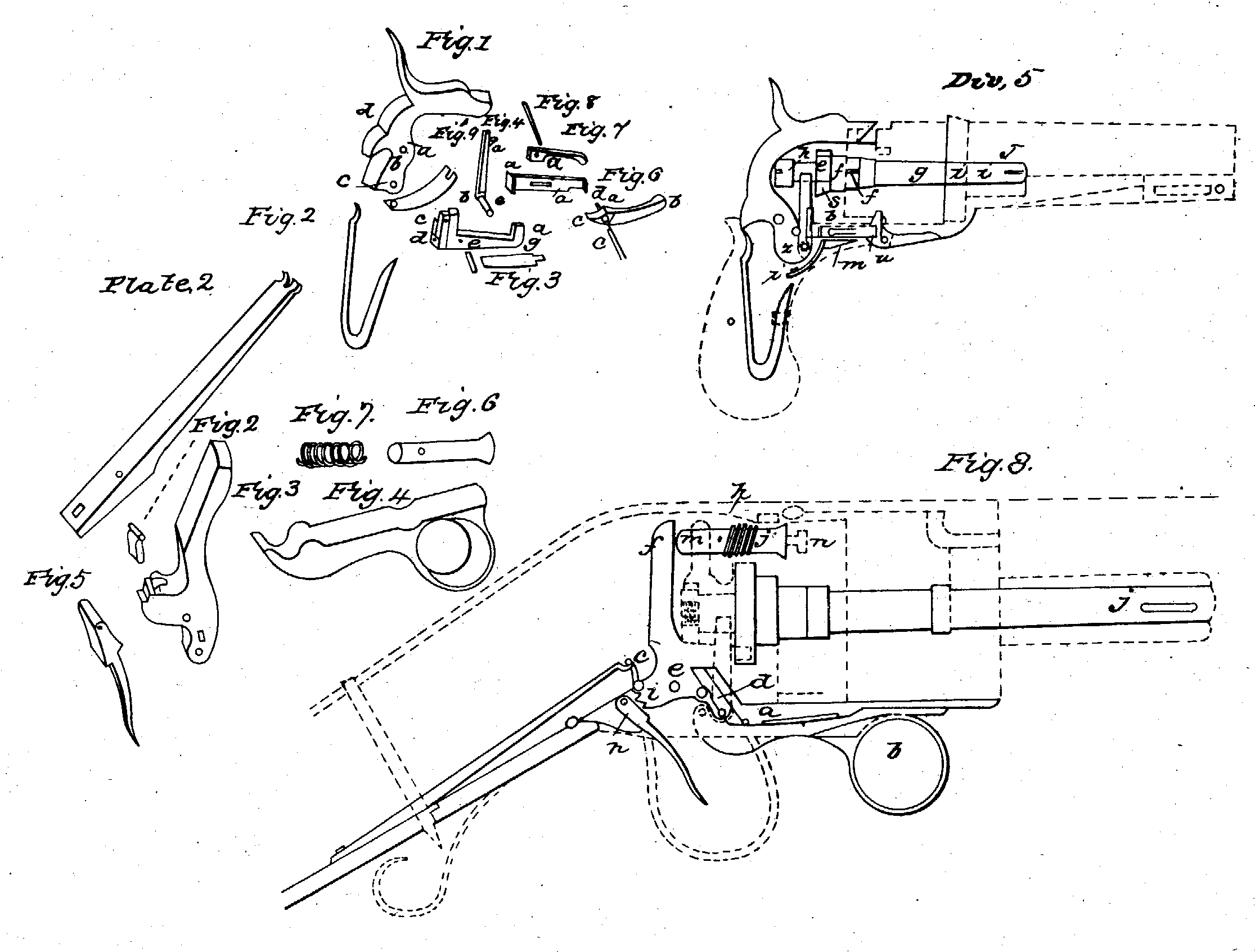look at colt u2019s revolver patent  granted 178 years ago today