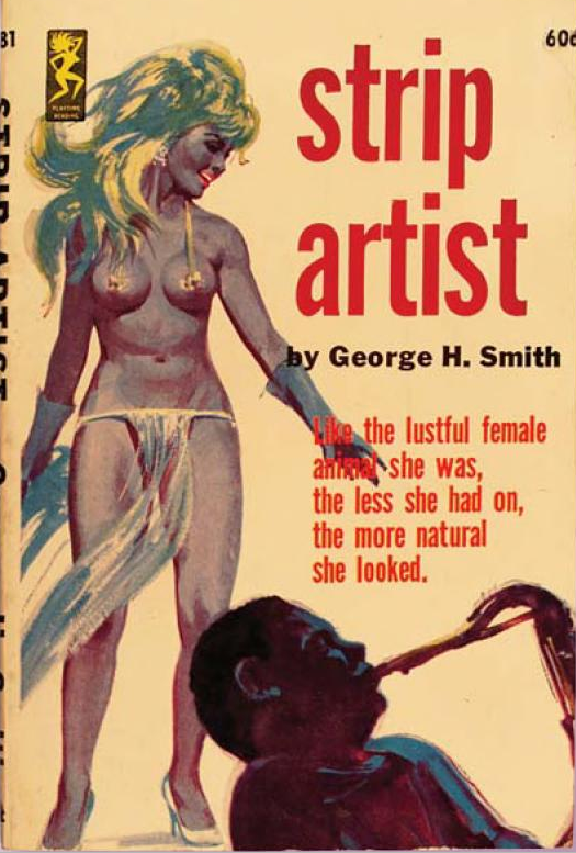 george h smith strip cover