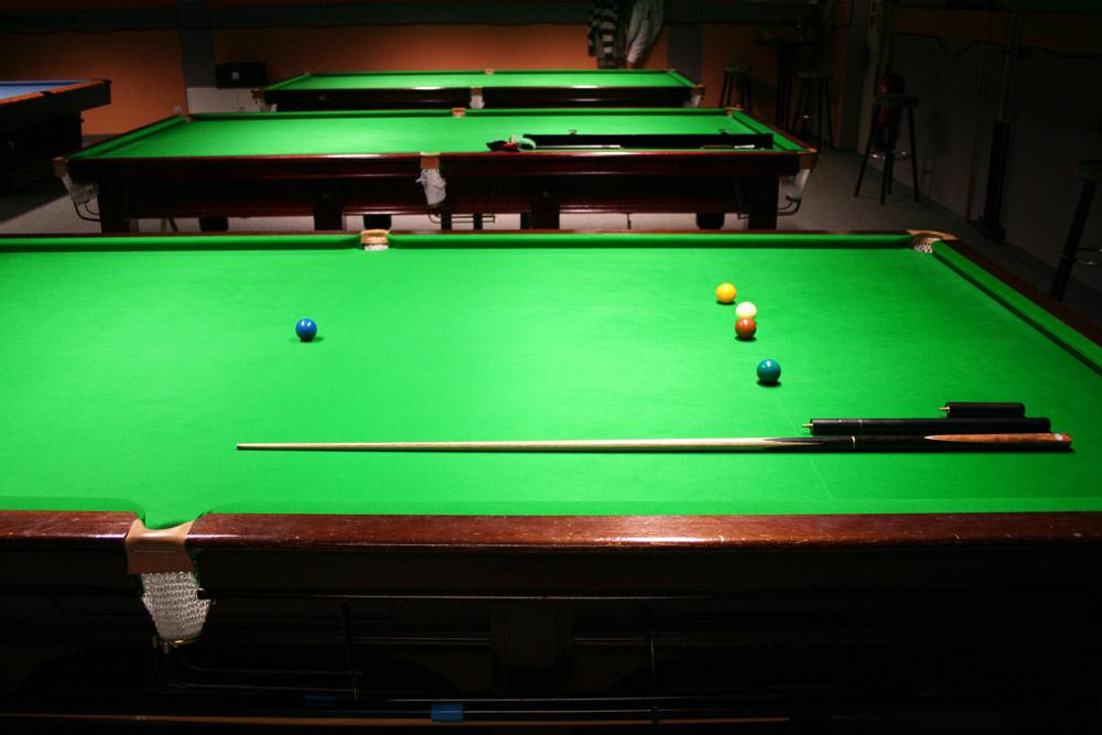 snooker parlor konstmat flickr