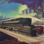 Writing the Lake Shore Limited