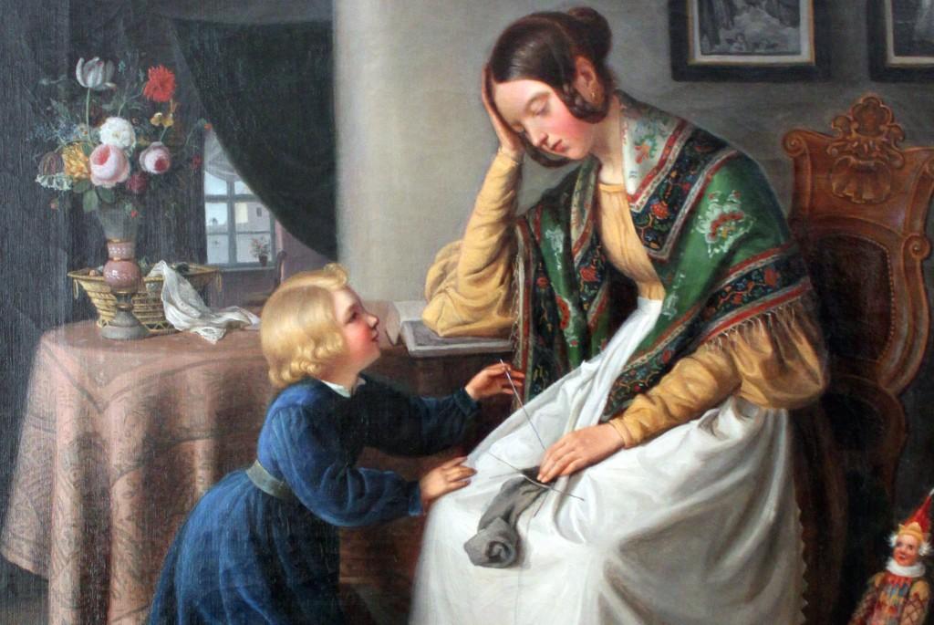 1838_Schumann_Die_eingeschlafene_Strickerin_anagoria
