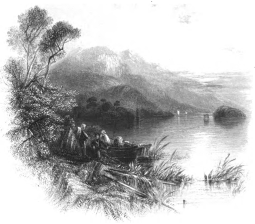 Lower Lake of Killarney