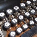 Typewriter Tip-Tip-Tip