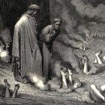 Recapping Dante: Canto 19, or Popes Under Fire