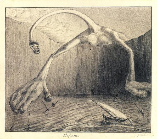 Alfred Kubin Danger