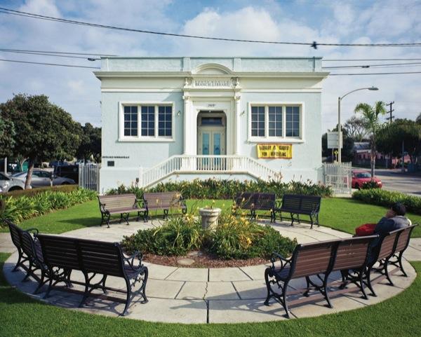Ocean Park Carnegie branch library, Santa Monica, CA