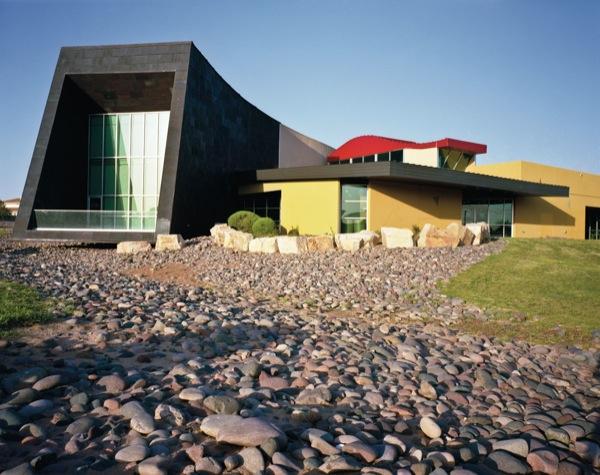 Esparanza Moreno branch library, El Paso. TX