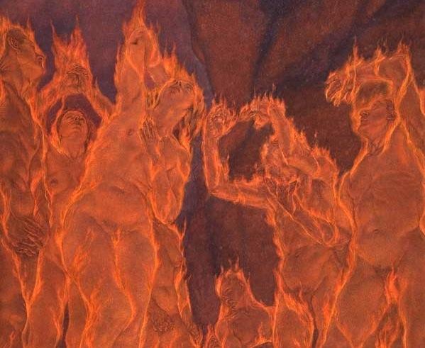 Inferno canto XXVI, I consiglieri fraudolenti