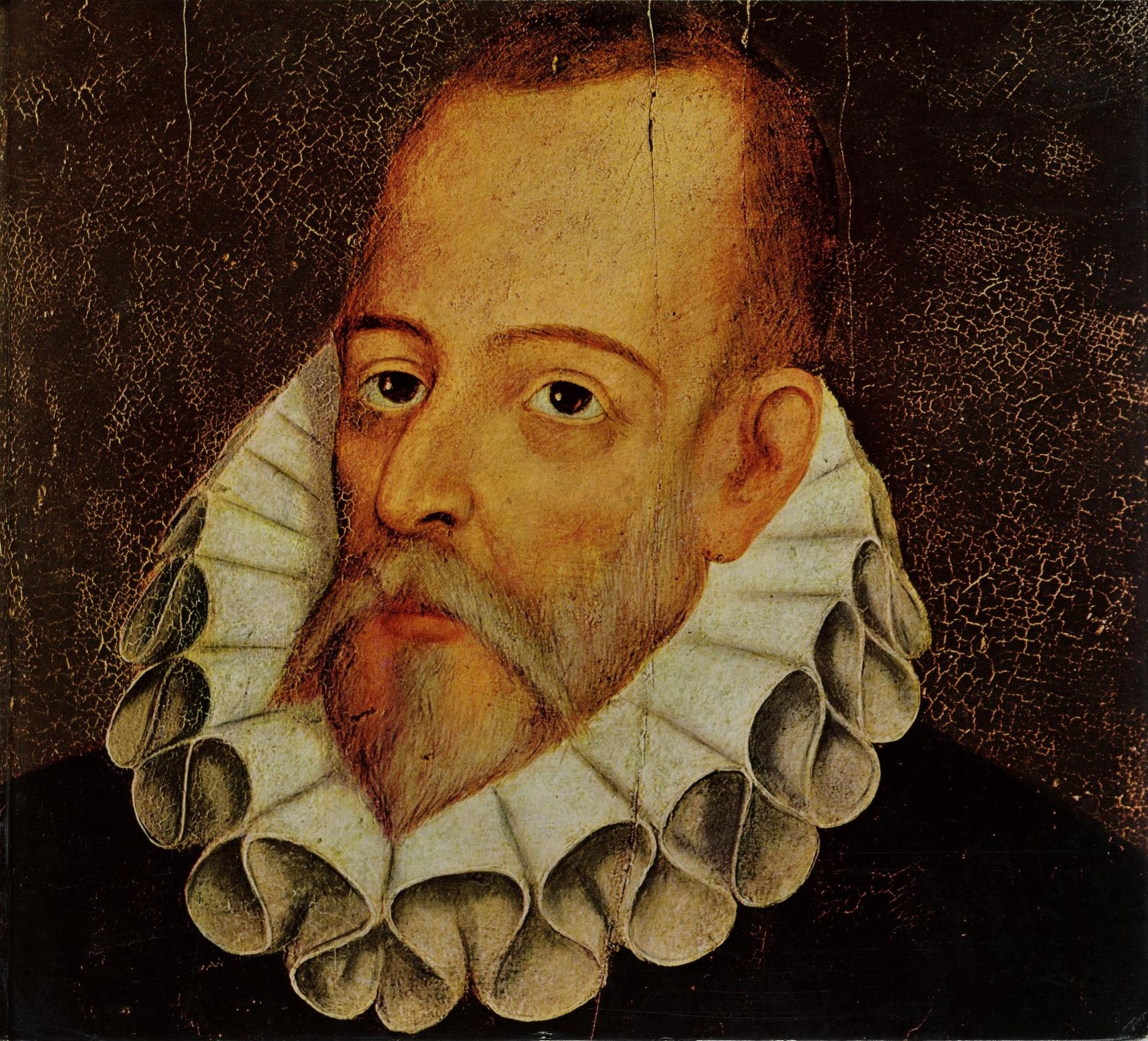 Miguel de Cervantes | Image via The Paris Review