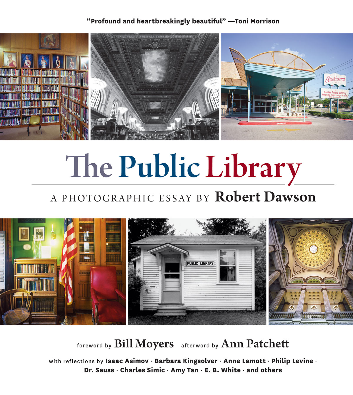 a photo essay for national library week