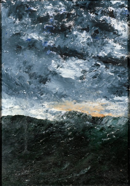 August_Strindberg_-_Landscape,_seascape-_Vågen_VIII_(Wave_VIII)_-_1901