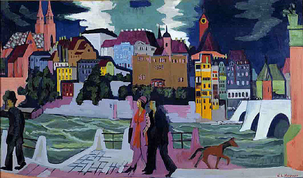 Ernst_Ludwig_Kirchner_-_View_of_Basel_and_the_Rhine 1927-8