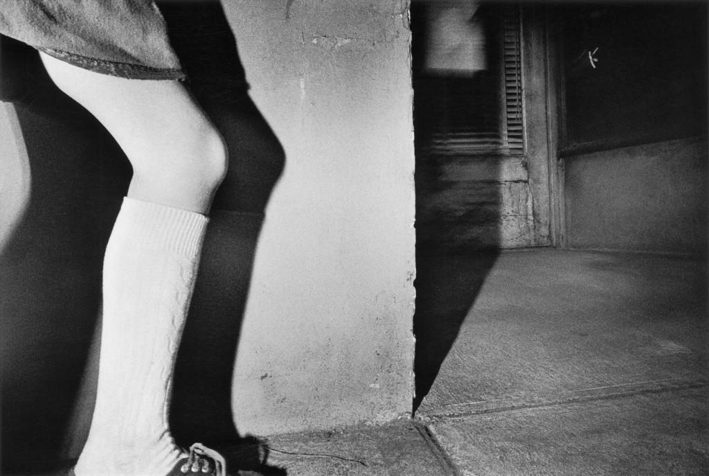 Knee, June 1973; from Dark Knees (Éditions Xavier Barral, 2013) © Mark Cohen