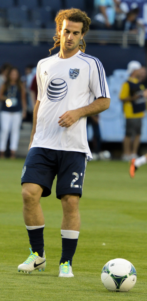 Kyle_Beckerman_MLS_AllStar_2013