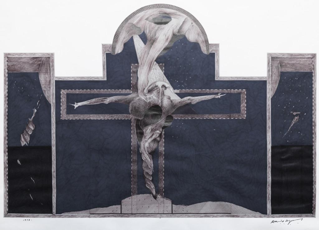 Lynch Crucifixion