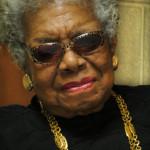 Maya Angelou, 1928–2014