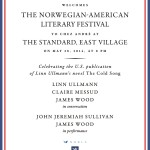 The Norwegian-American Literary Festival Comes to New York
