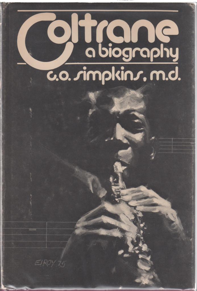 Simpkins Coltrane Cover