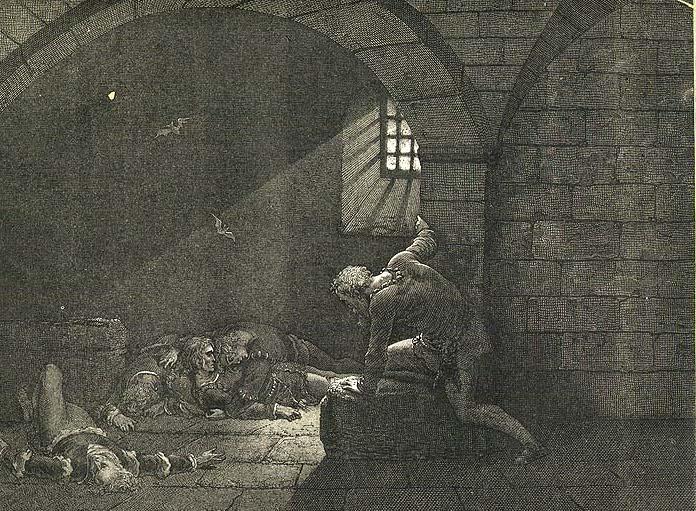 Gustave Doré, Canto XXXIII