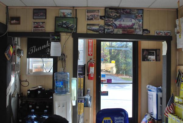 4 Al's Garage