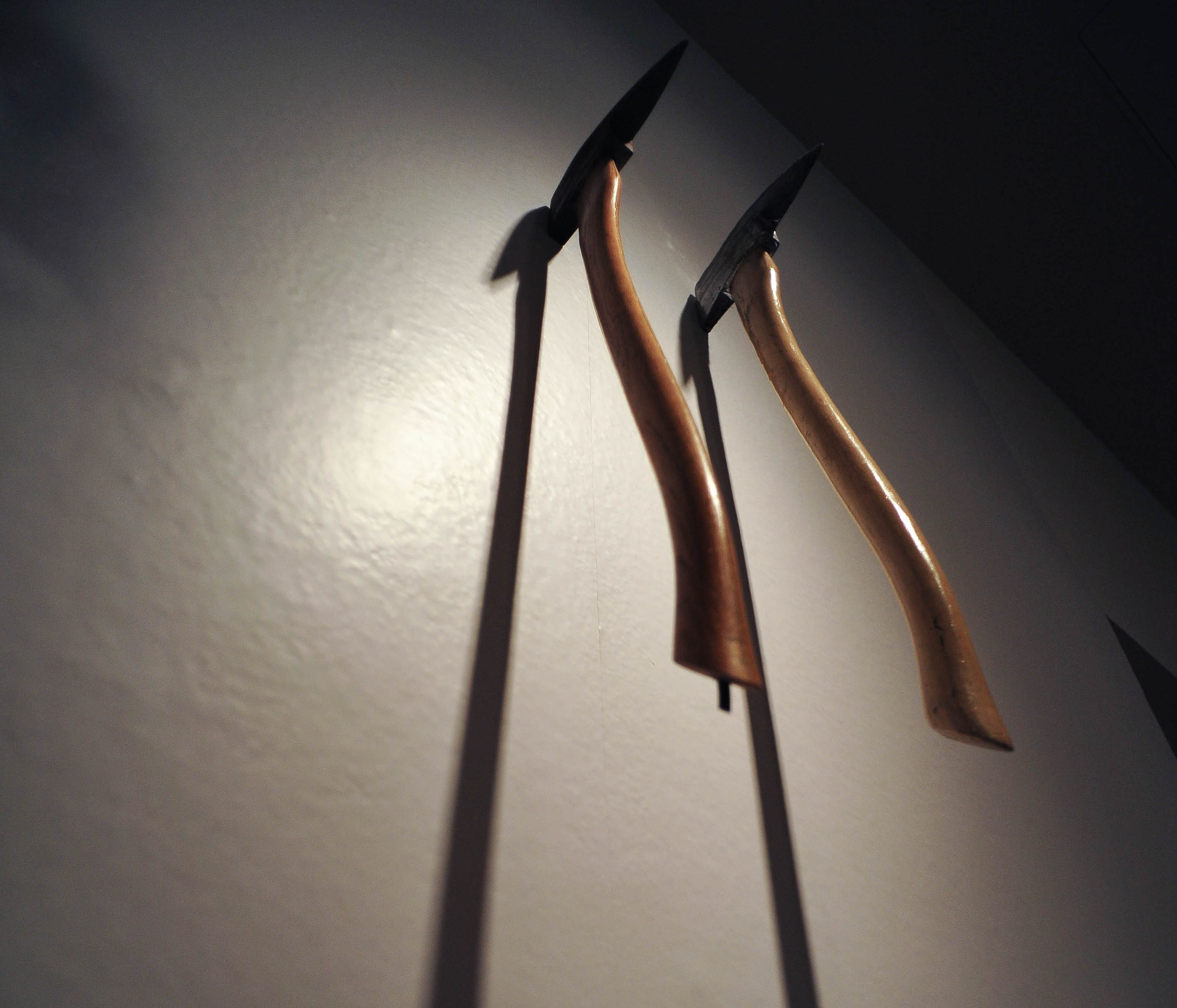 Axes from The Shining