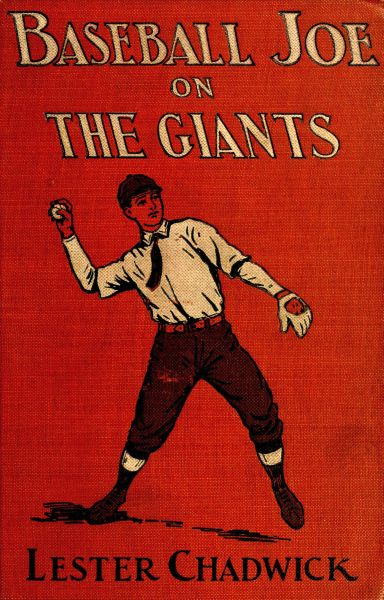 Baseball Joe on the Giants