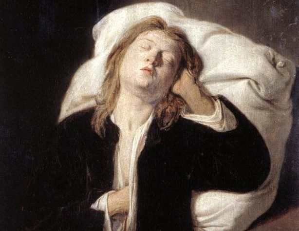 David_Rijckaert_(III)_-_Man_Sleeping_-_WGA20590