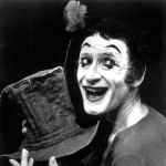 The Many Poses of Marcel Marceau