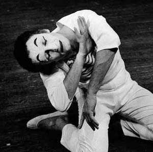 Marceau in 1963. Photo: Erling Mandelmann