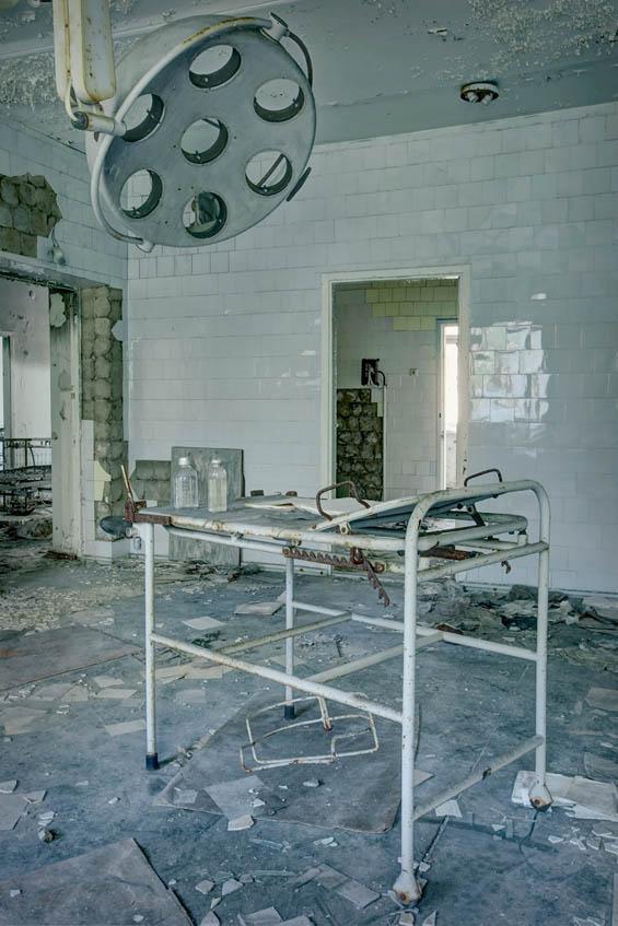 UKRAINE-Chernobyl-Hospital-11