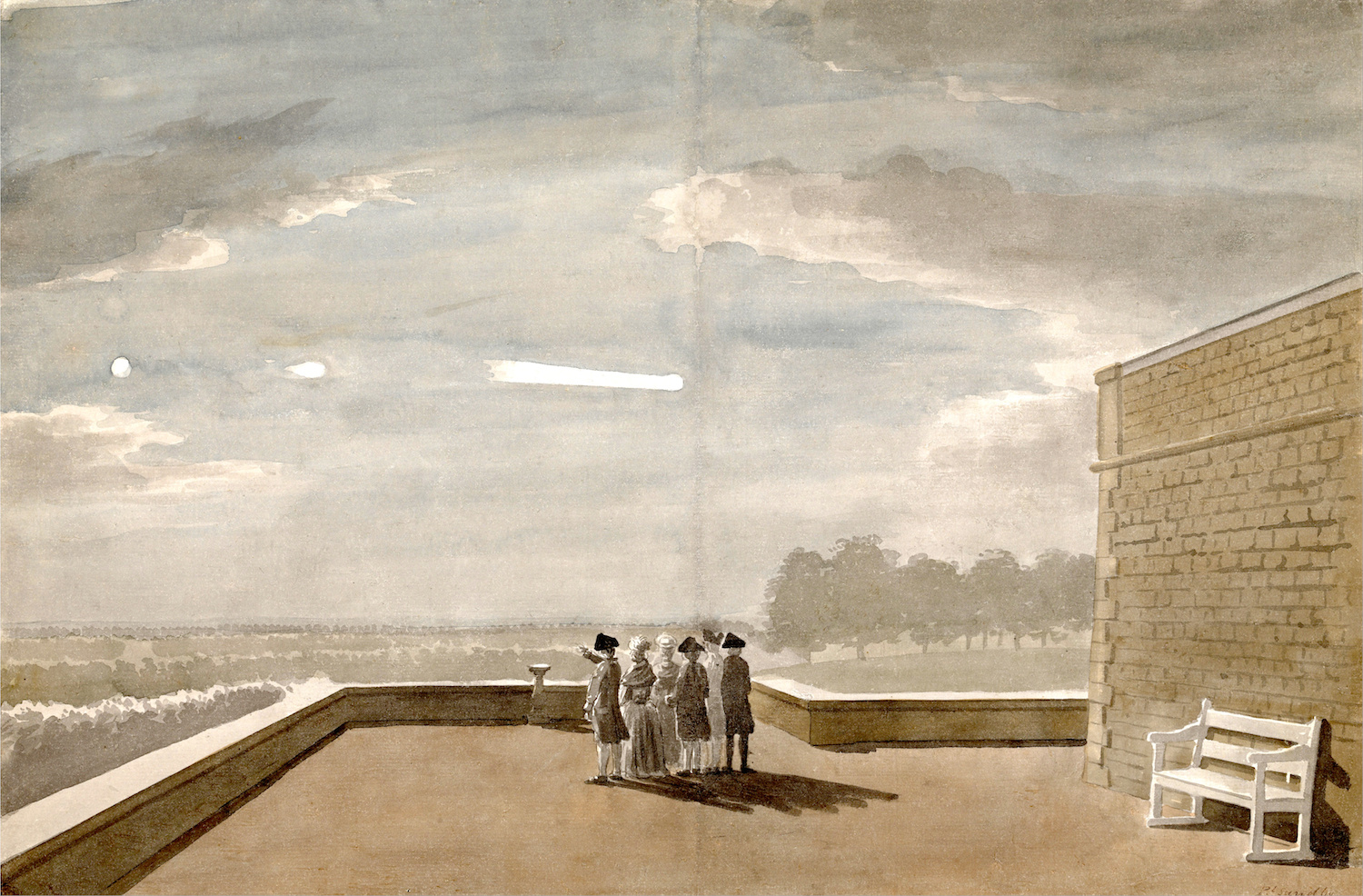 Paul_Sandby_-_The_Meteor_of_August_18,_1783,_as_seen_from_the_East_Angle_of_the_North_Terrace,_Windsor_Castle_-_Google_Art_Project