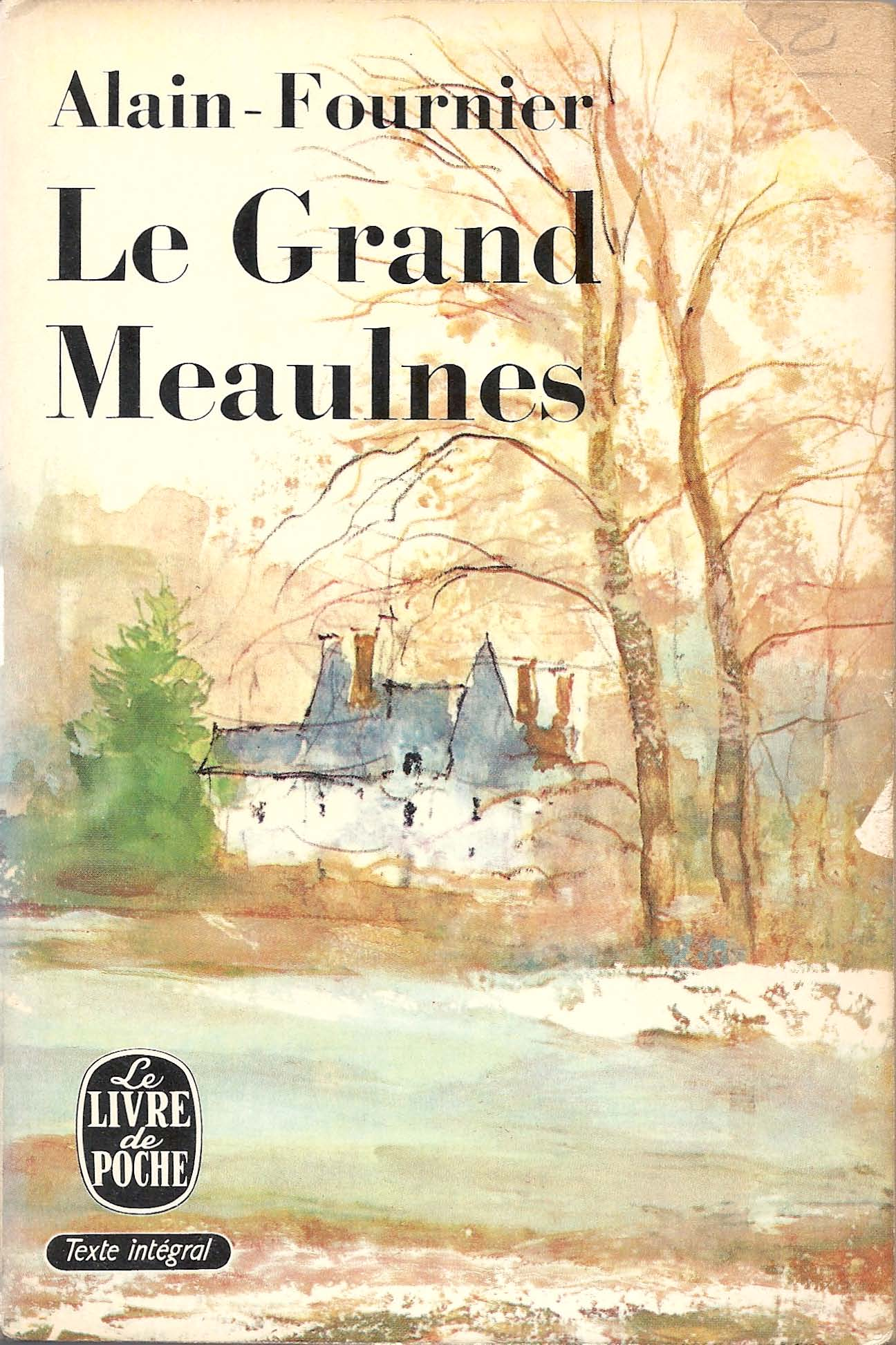 Le Grand Meaulnes French