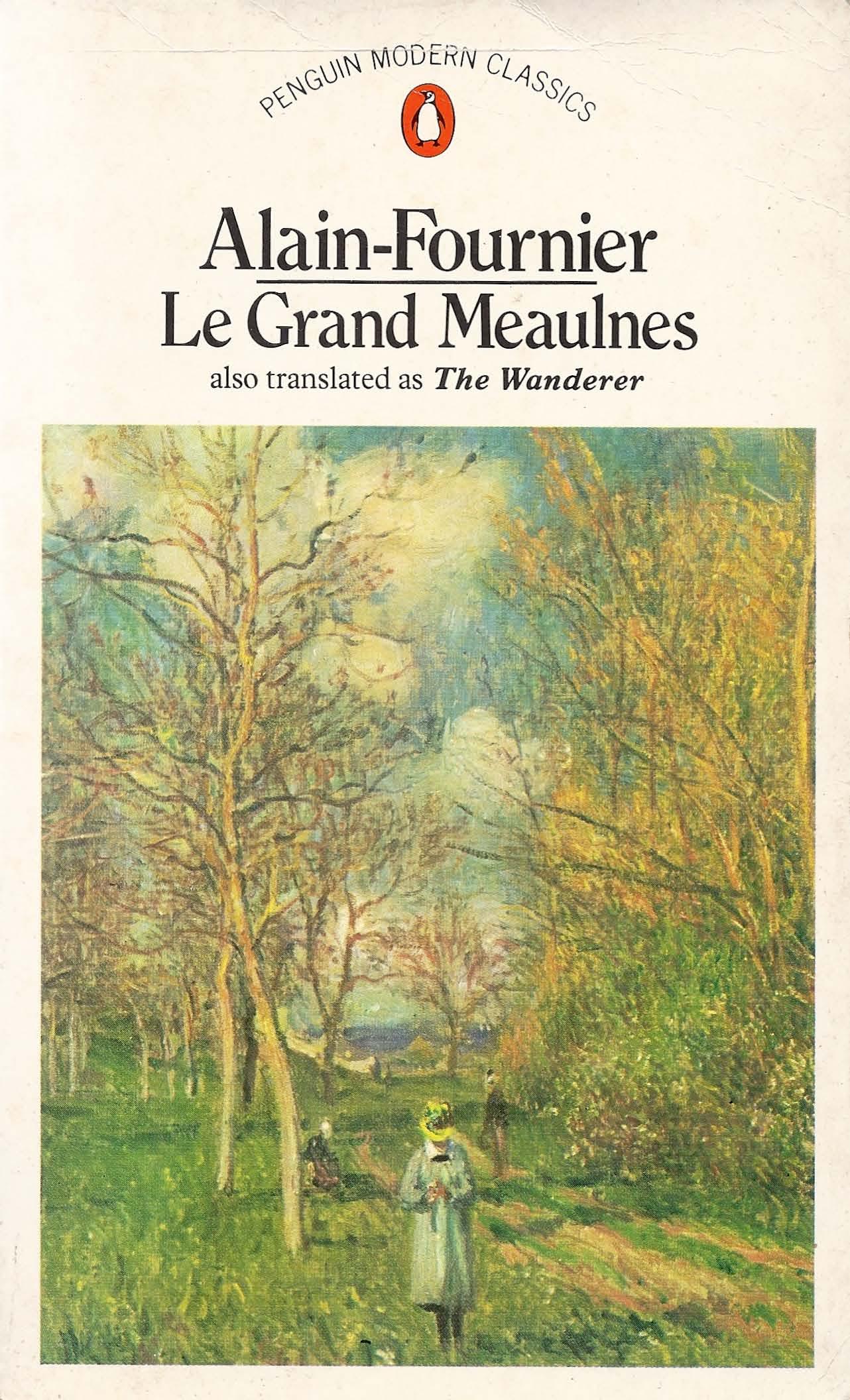 Le Grand Meaulnes Penguin 1980s