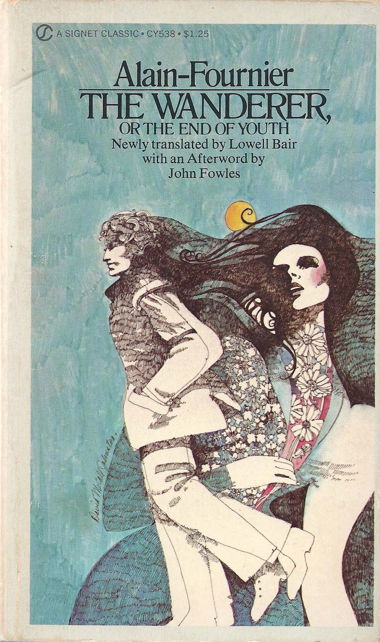The Wanderer 1970s Signet