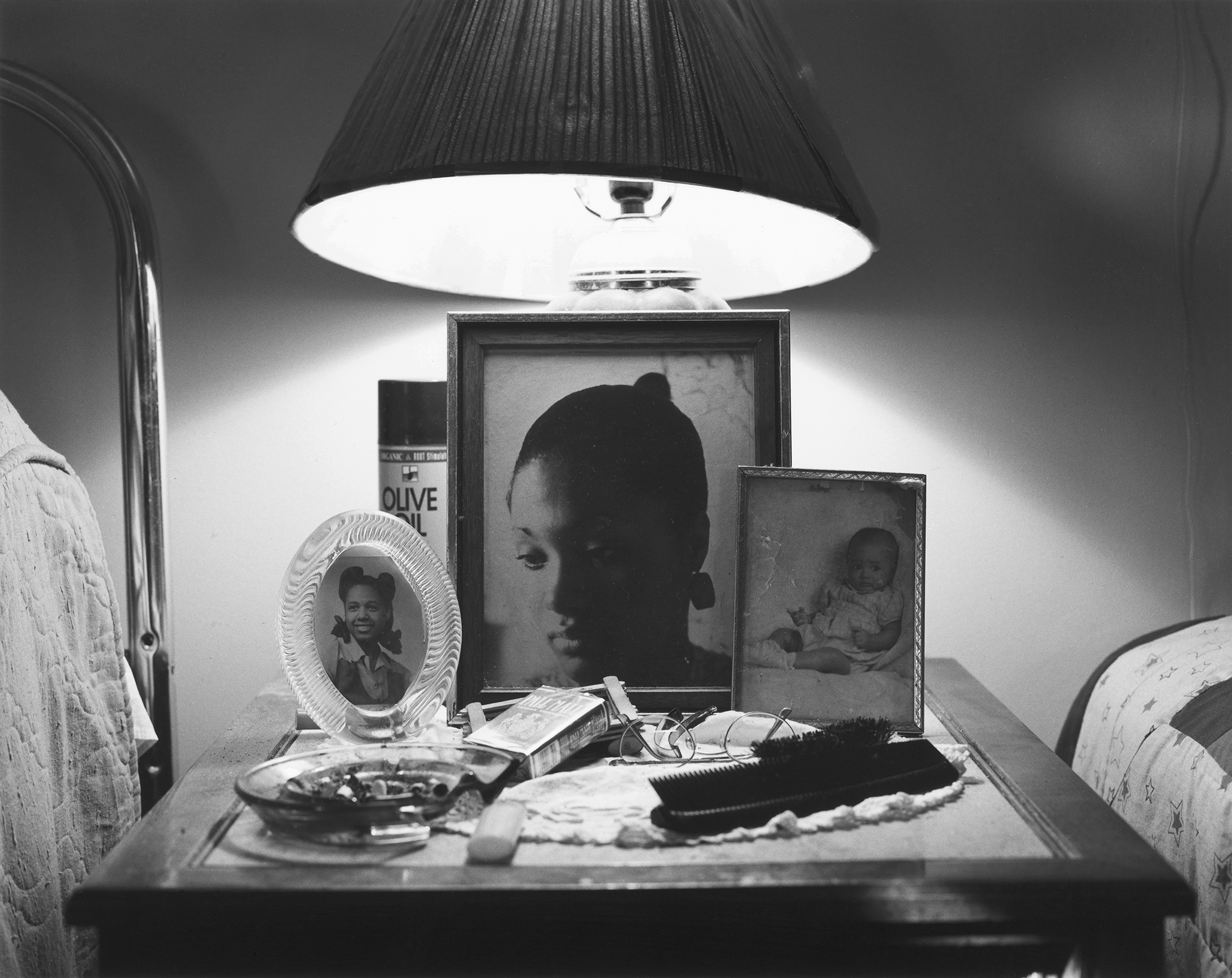 aToya Ruby Frazier, Aunt Midgie and Grandma Ruby, 2007, from The Notion of Family (Aperture, 2014)