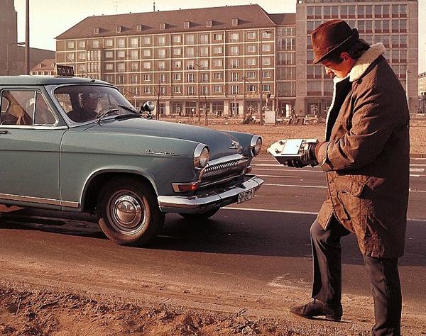 Berlin-Cab-Driver