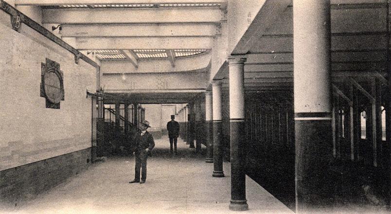 Bleecker_Street_IRT_1905