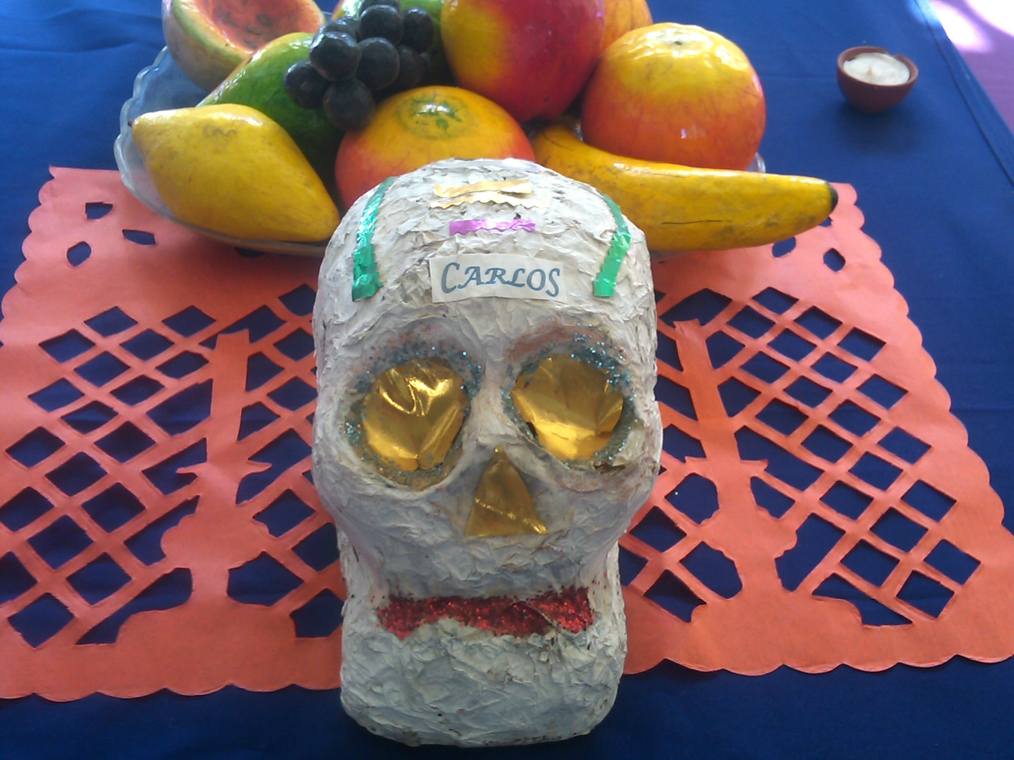 Day of the Dead Altar 3, Casa de la Cultura, Todos Santos, BCS