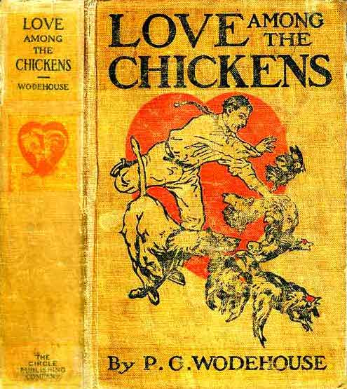 Love_among_the_Chickens_-_cover_-_Project_Gutenberg_etext_20532
