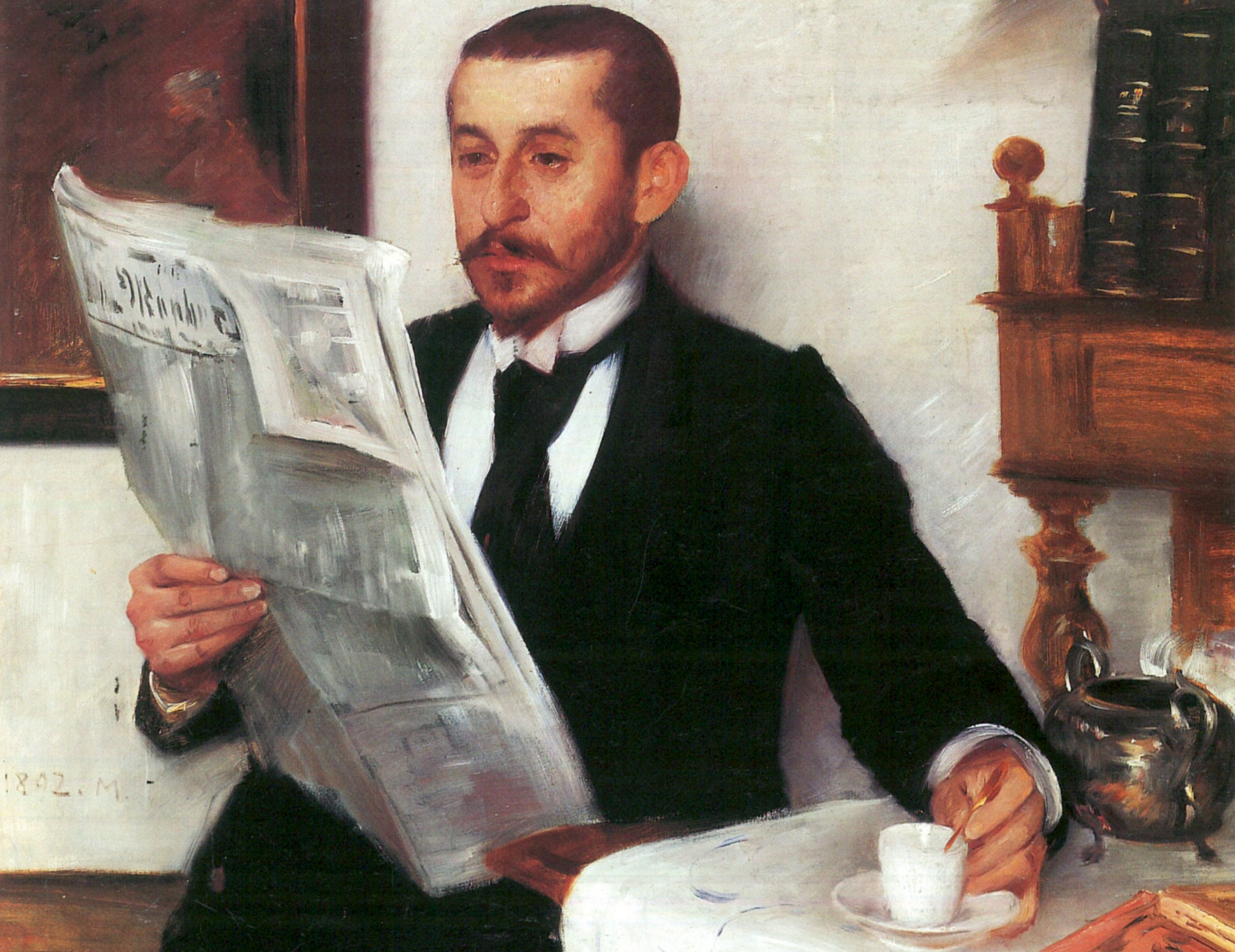Lovis_Corinth_Portrst_des_Malers_Benno_Becker_1892